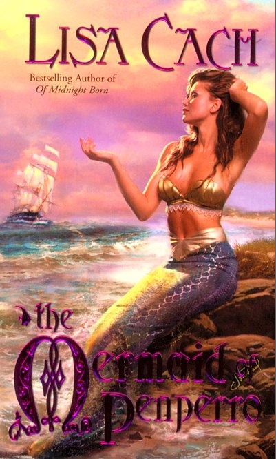 The Mermaid of Penperro by Lisa Cach